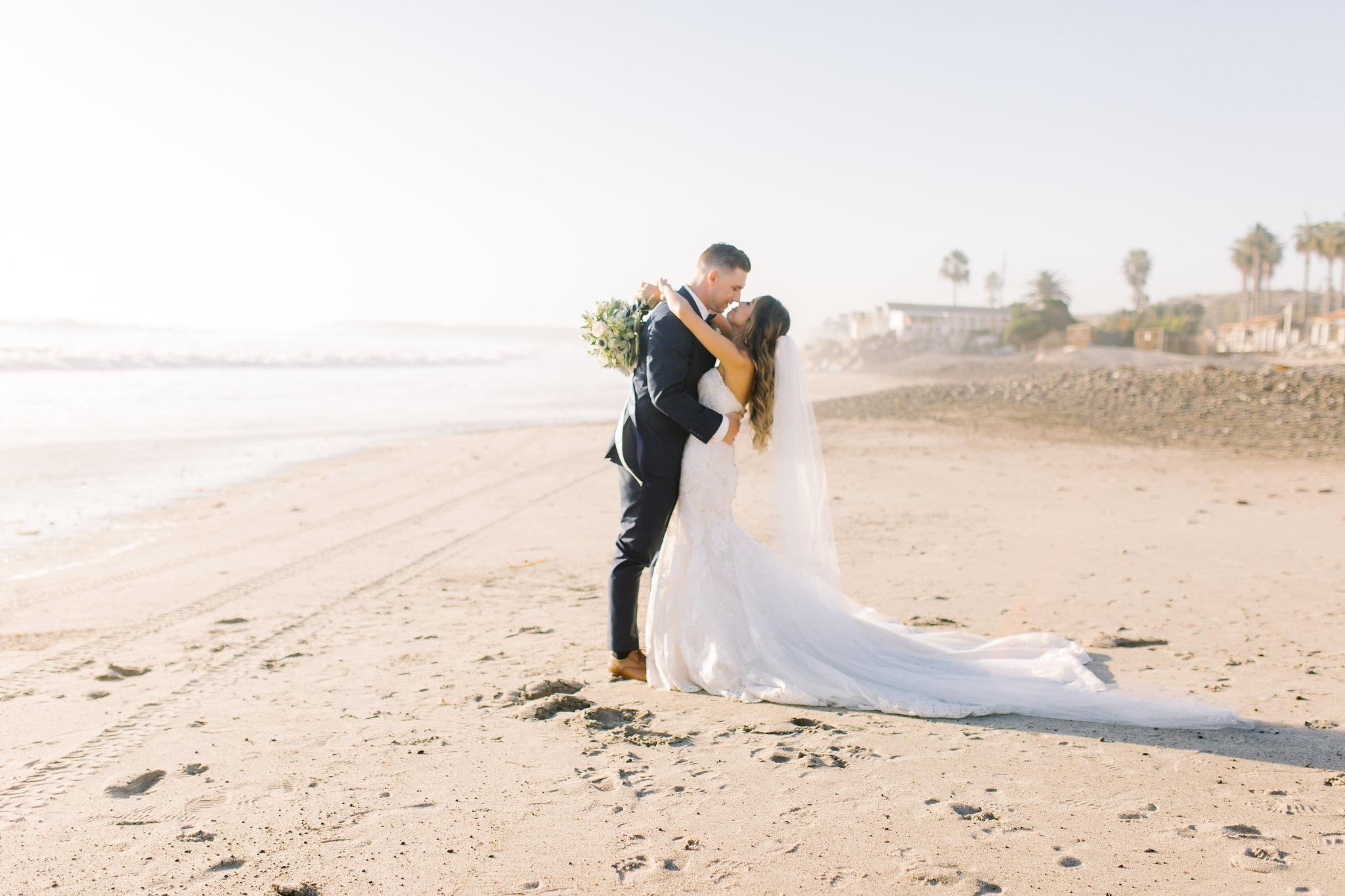 San Clemente, San clemente beach wedding, the casino san clemente
