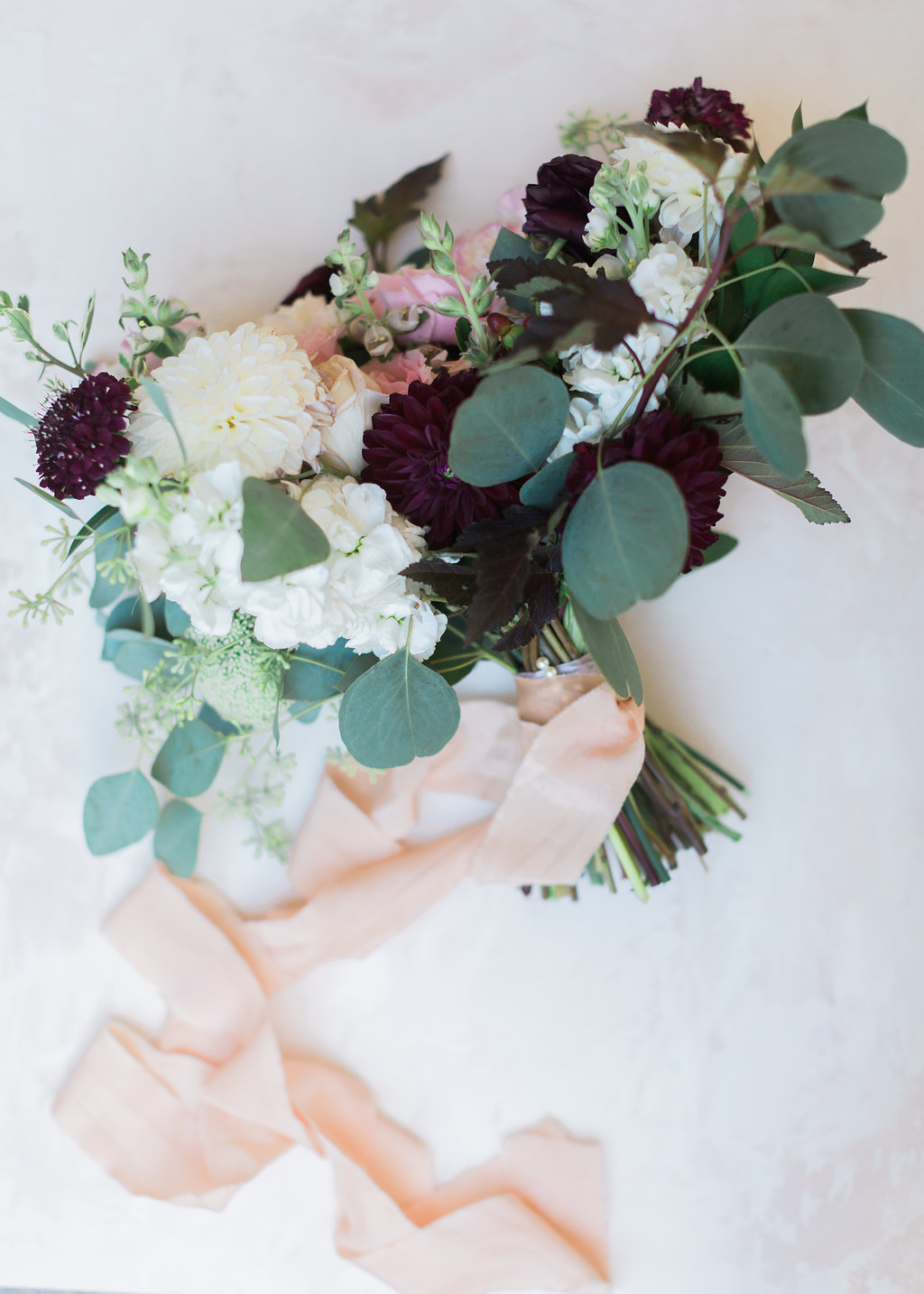 Temecula Winery Wedding Bridal Bouquet Inspiration