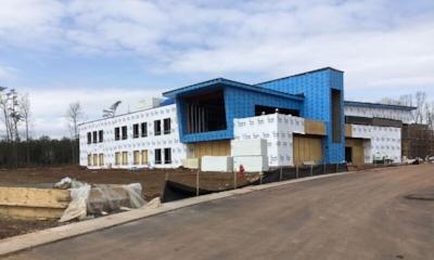 Construction begins on Gateway Community Church