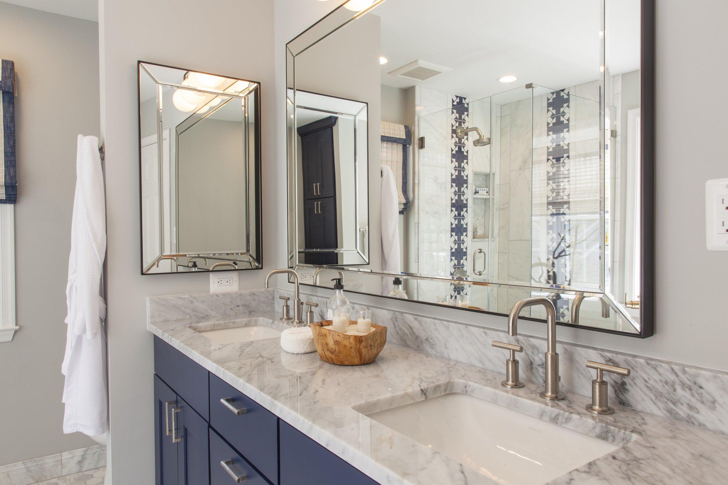 Elegant Master Bedroom & Bath -