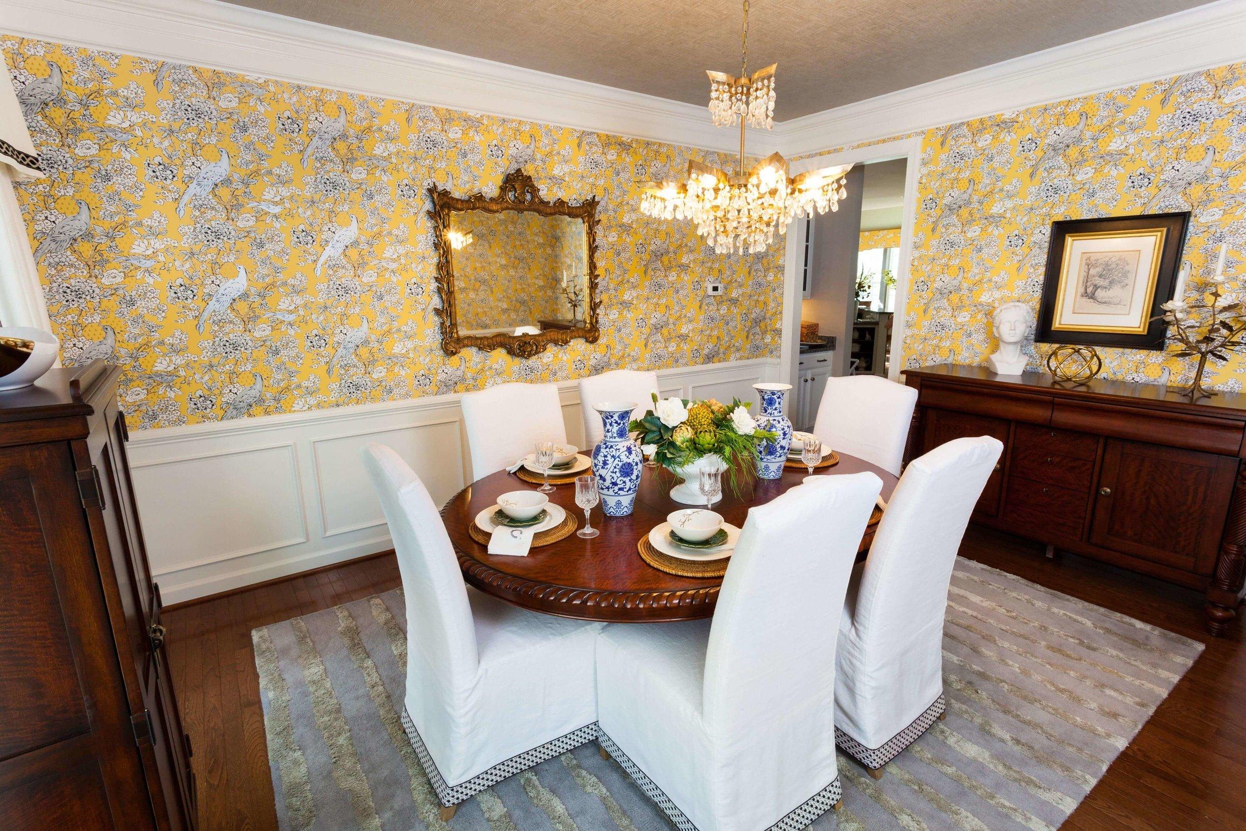 Elegant Dining Room -