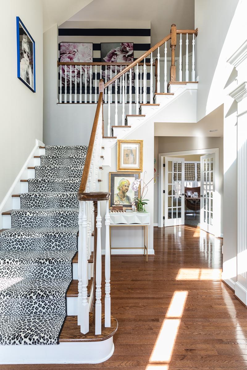 Bold & Elegant Total Home Makeover -