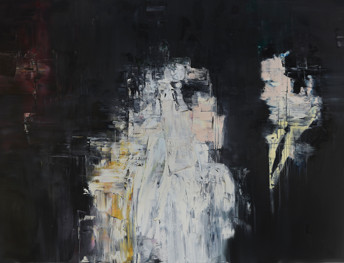 1969 , 2017 Oil on canvas 72 x 96 inches (183 x 244 cm)
