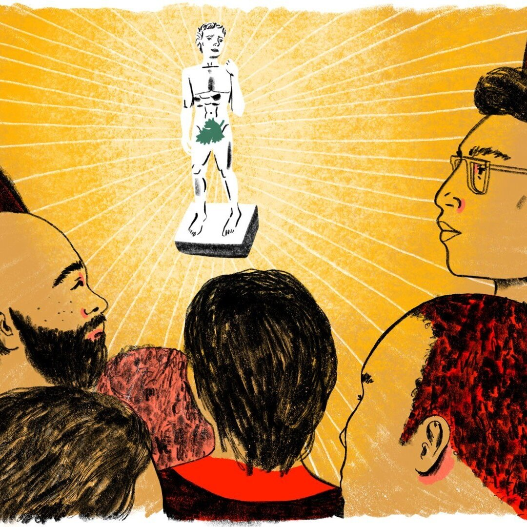 For Queer Men of Color, Pressure to Have a Perfect Body Is About Race Too -