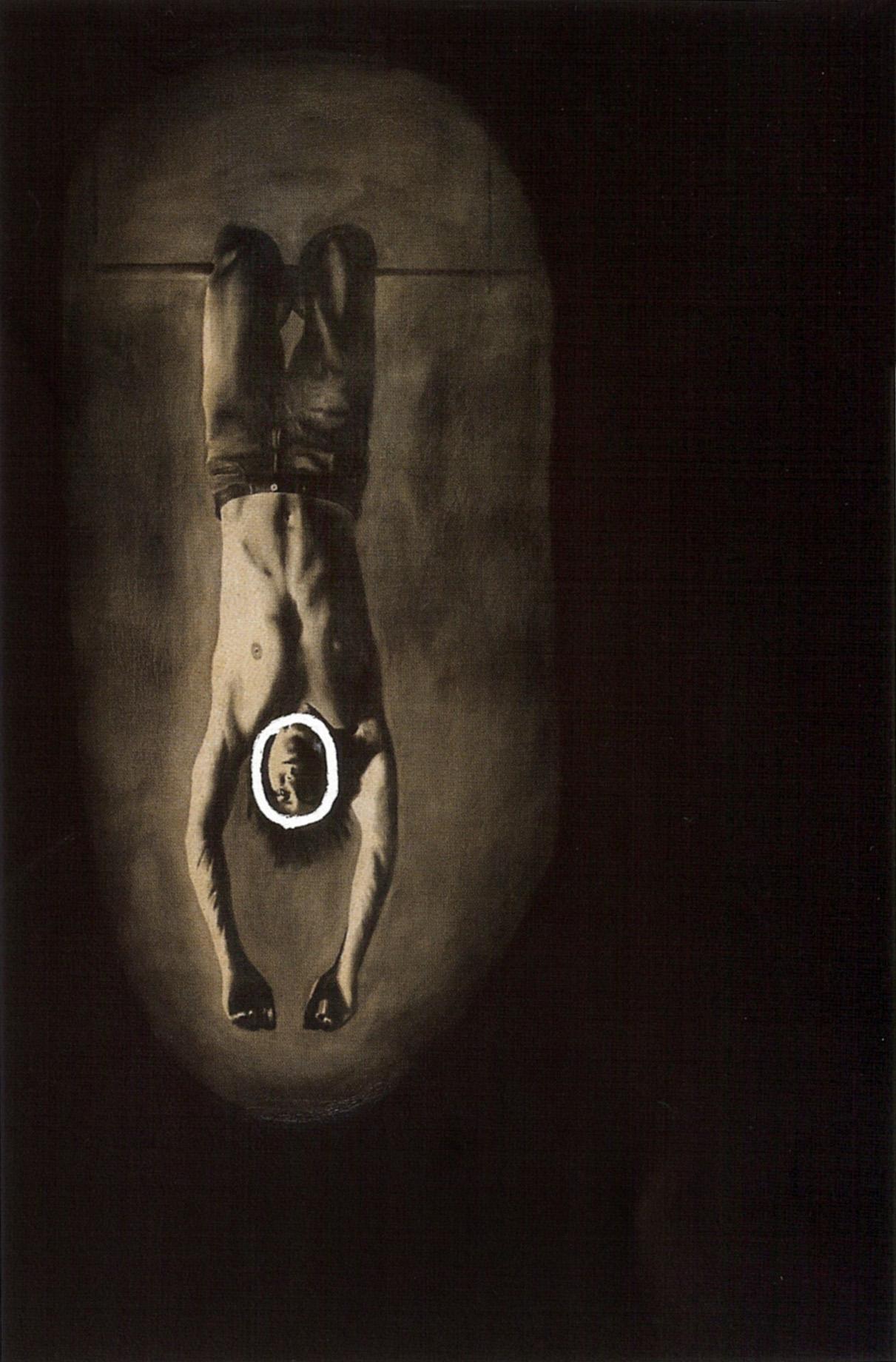 Taliman , 2001. Huile sur toile.