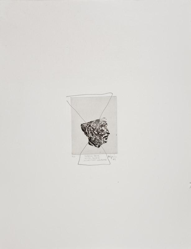 Talisman pour ne pas mourir , 2004.