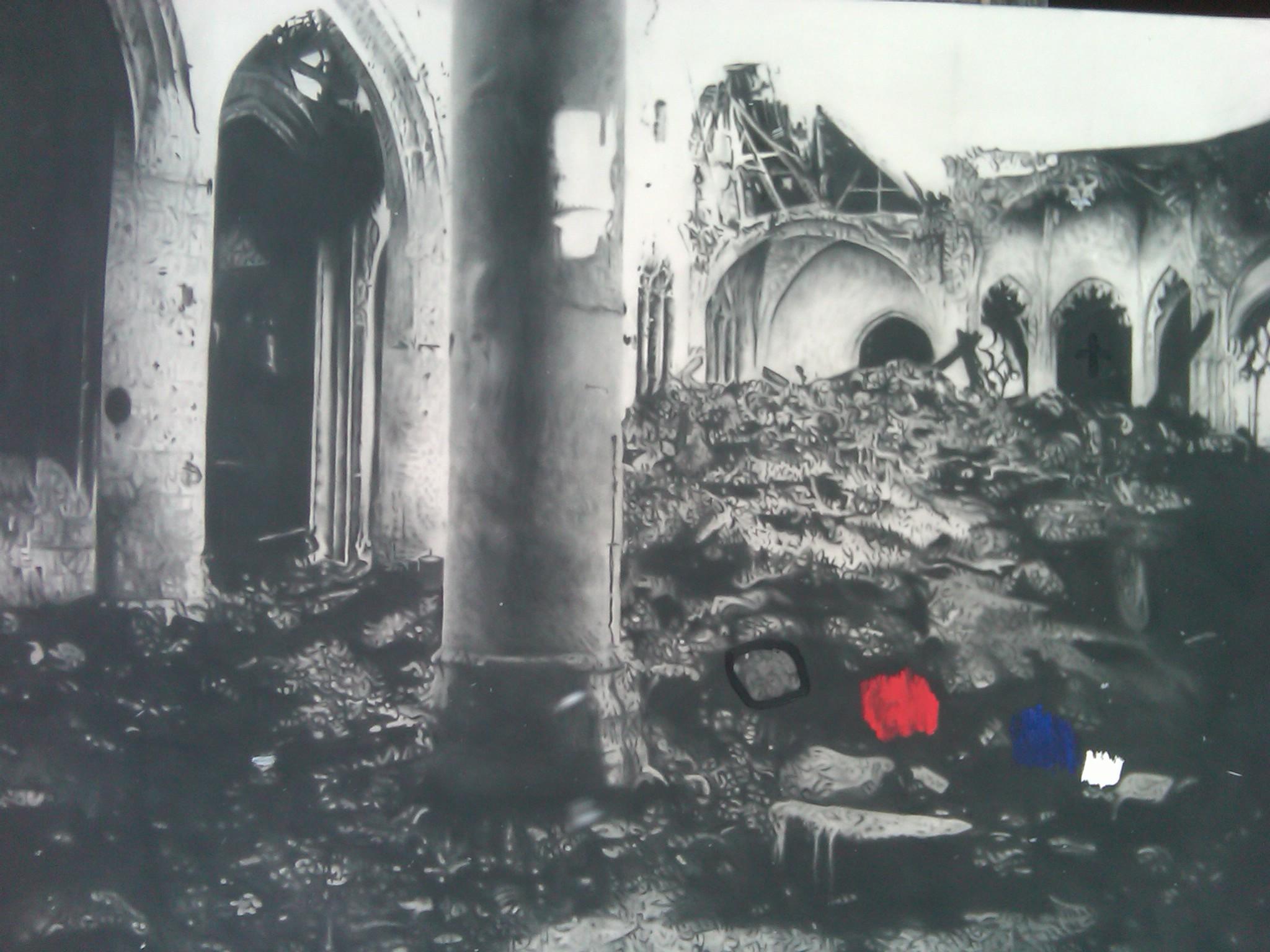 Ruine , 2011.