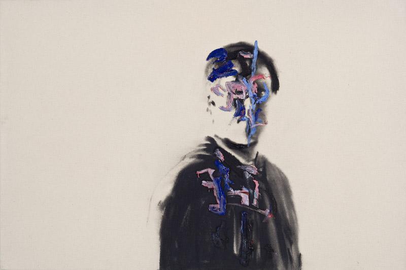 Self Portrait Veuve Clicquot 2 , 2008.