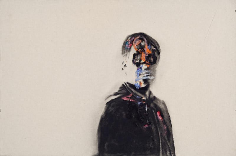 Self Portrait Veuve Clicquot 6, 2008.