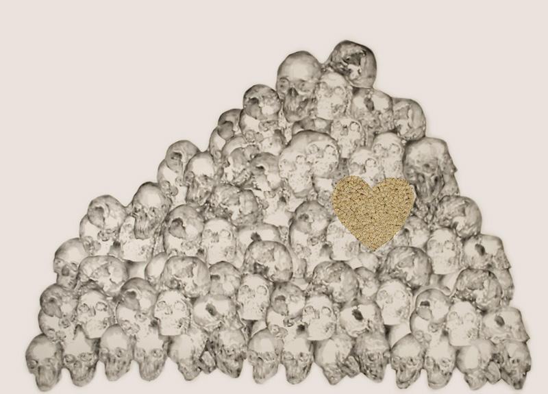 Skulls 2 , 2008.