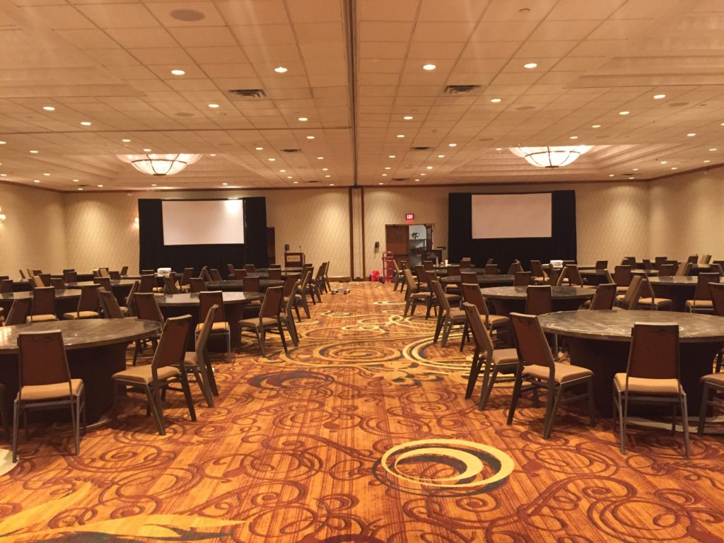 Picture of AV for You Conference at the Sheraton Minneapolis West Hotel