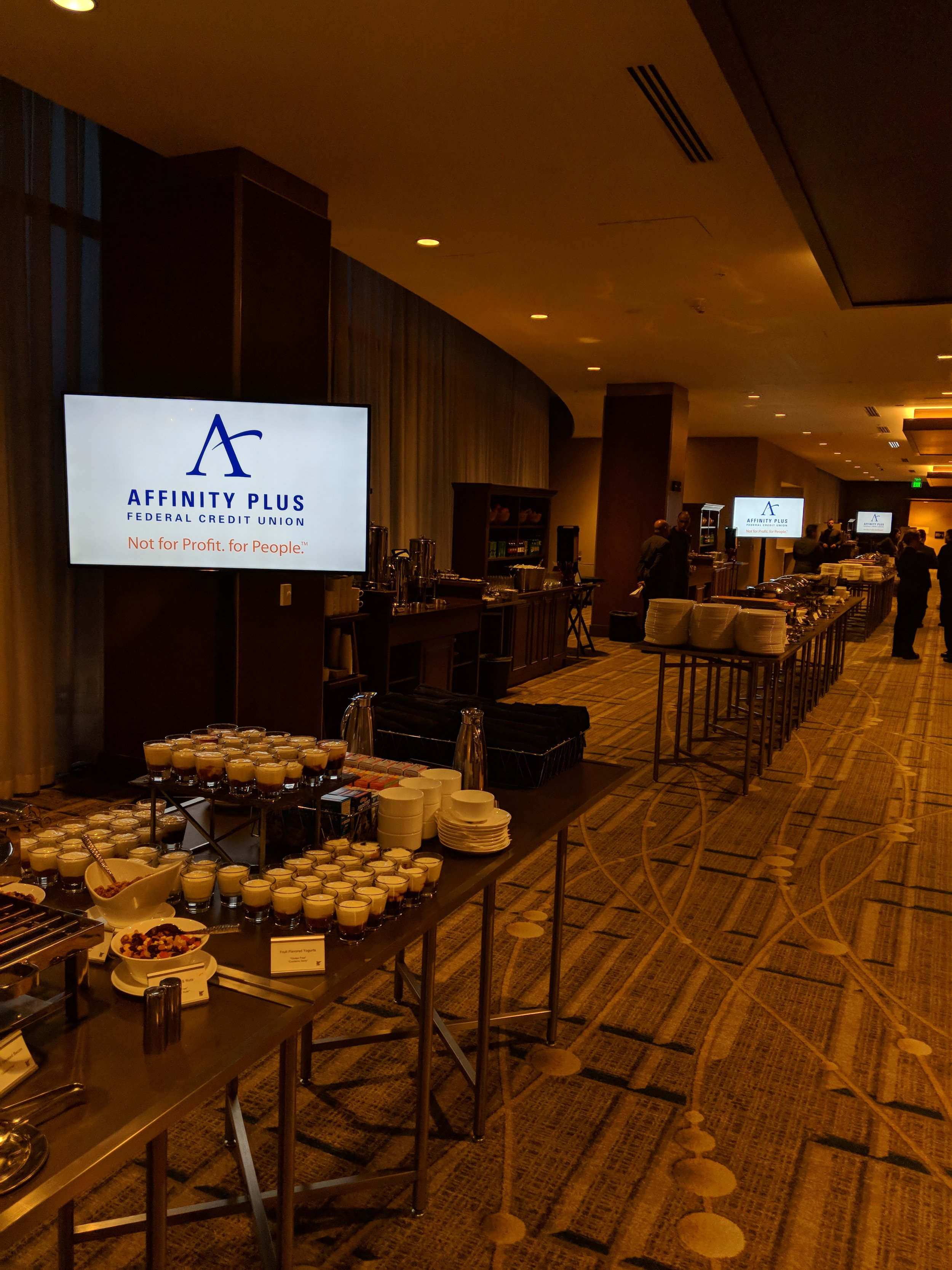 Picture of AV for You TV rental at JW Marriott in Bloomington, MN