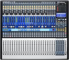 Picture of AV for You 24 channel mixer available to rent