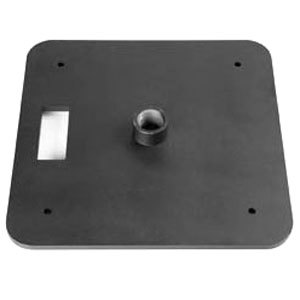 Picture of AV for You schedule 40 heavy base plate available to rent
