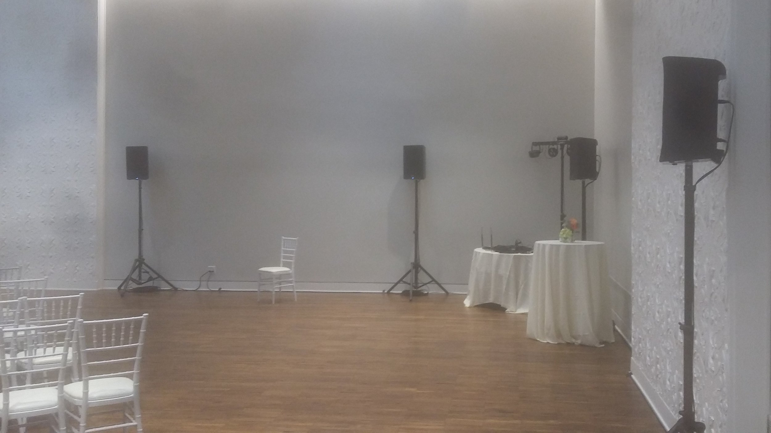 Picture of AV for You audio and lighting equipment rental at The Blaisdell in Minneapolis