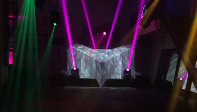 Picture of AV for You Mac 101 lights available to rent