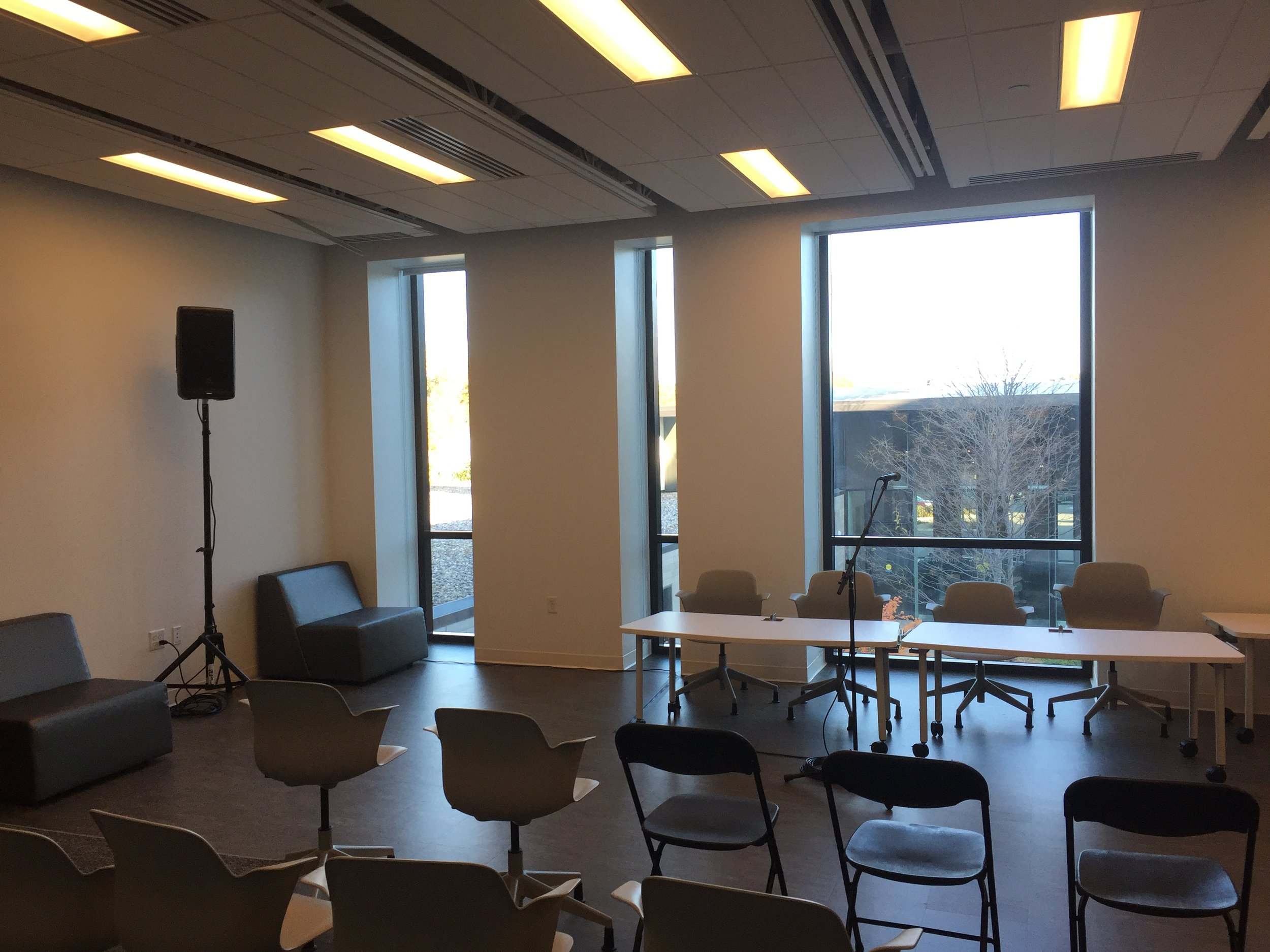 Picture of AV for You speaker and microphone rental in Minneapolis