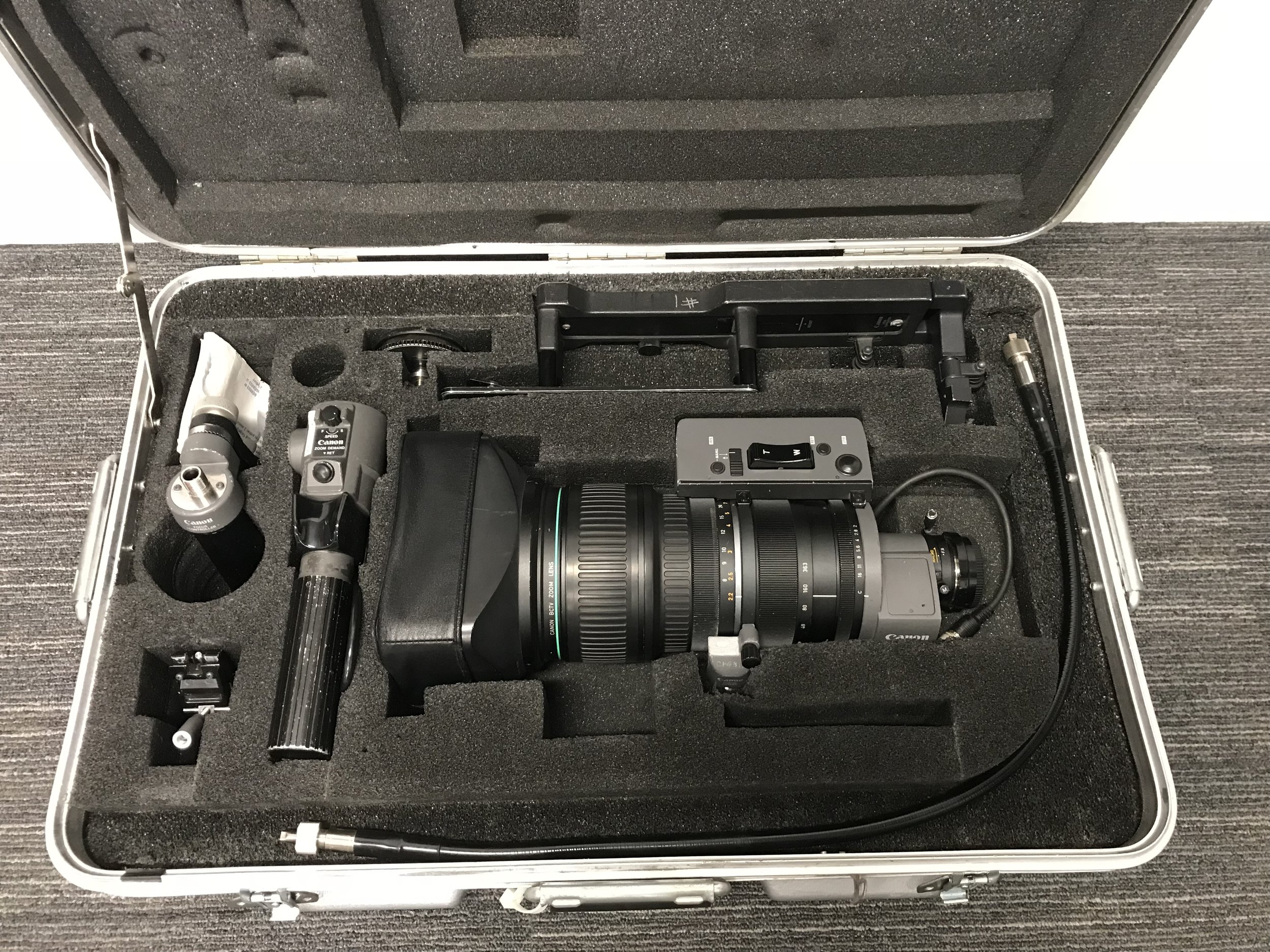 Picture of AV for You Canon J33 Lens available to rent