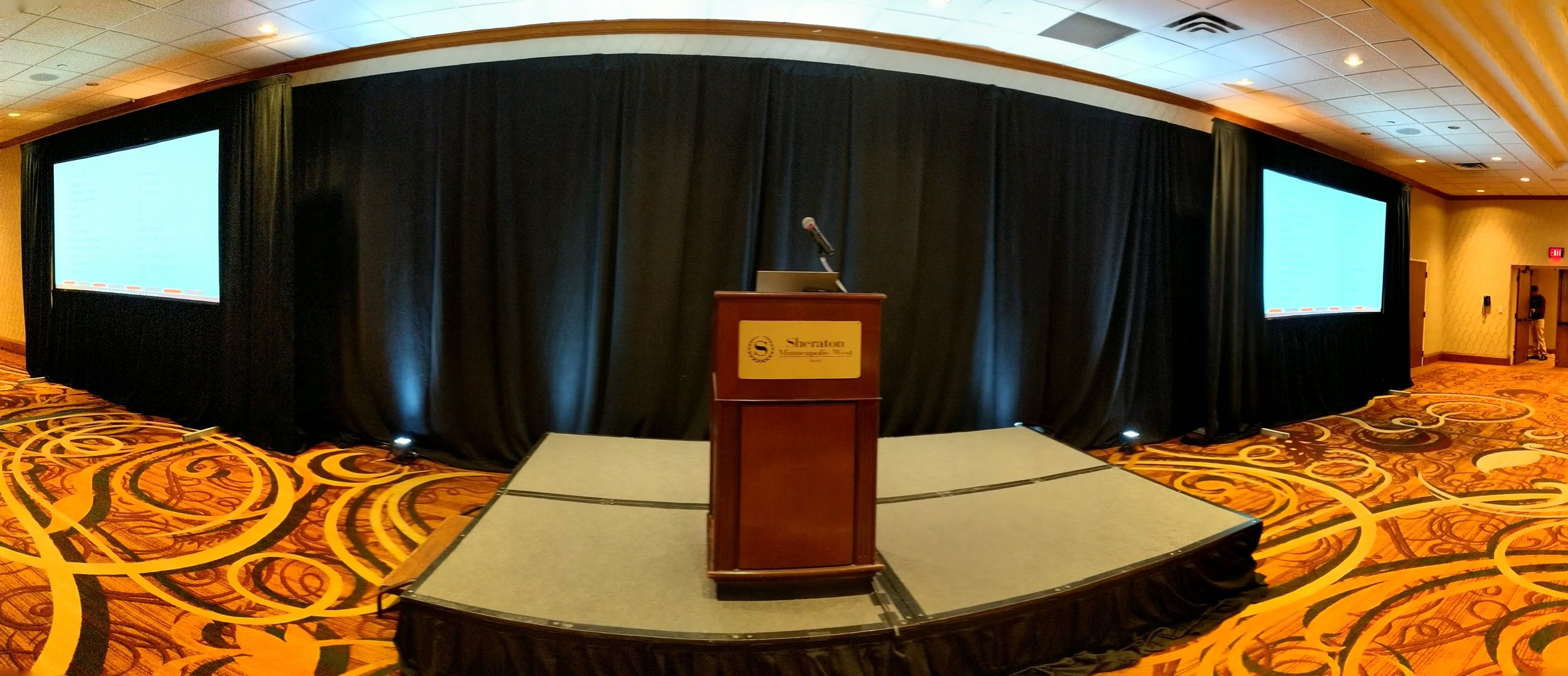 Picture of AV for You Rental Equipment at the Sheraton Minneapolis West