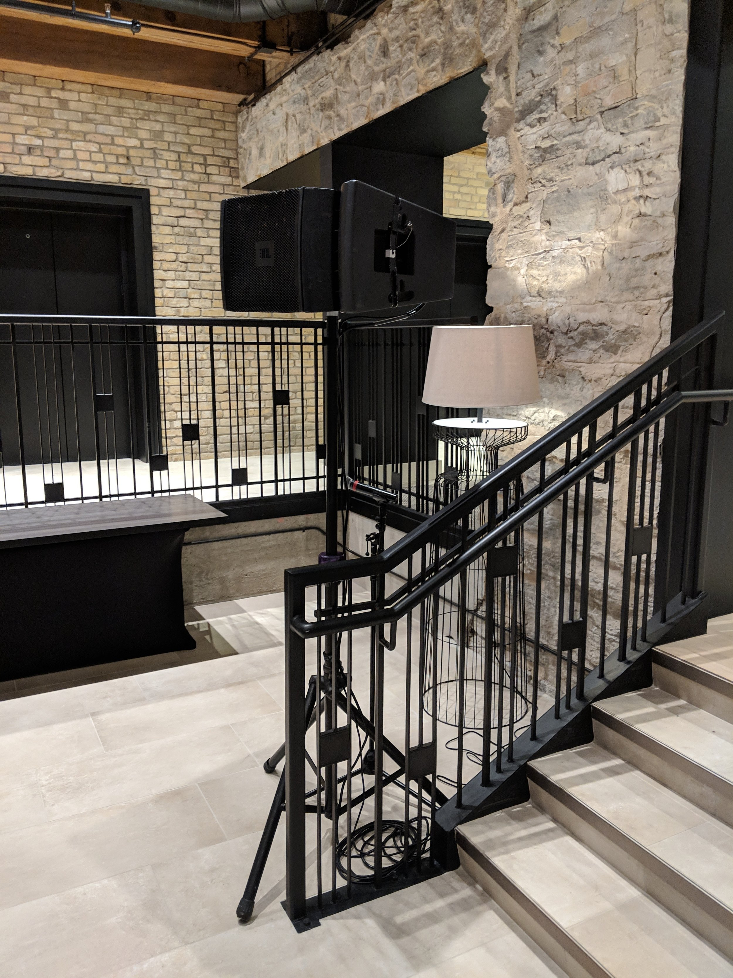 Picture of AV for You Speaker Rental at Canopy Minneapolis Mill District