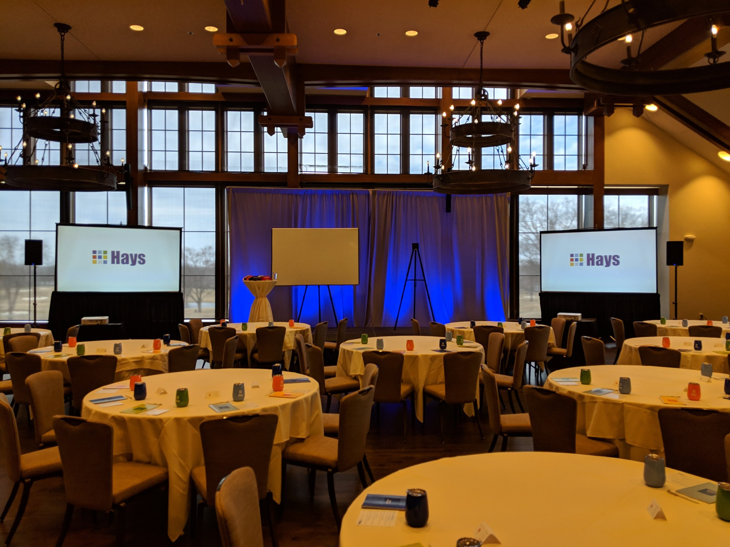 Picture of AV for You Rental Equipment at Interlachen Country Club in Minneapolis