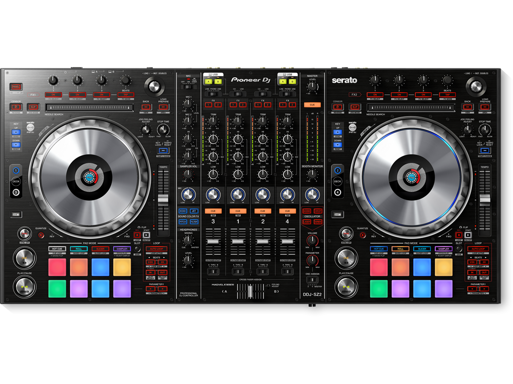 Picture of AV for You Pioneer DDJ-SZ2 DJ Controller available to Rent