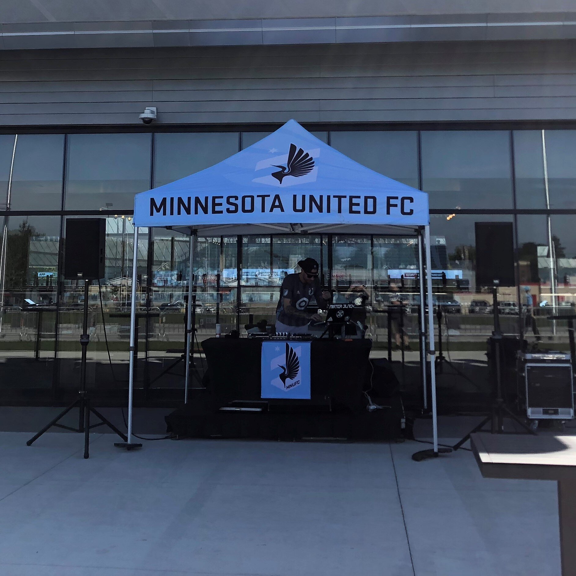 Picture of AV For You Audio Rental Equipment at Allianz Field