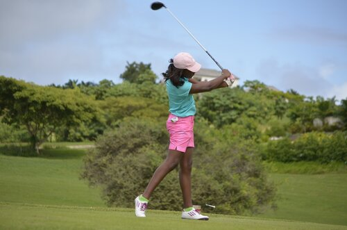 There's plenty of golf to be played in Barbados!