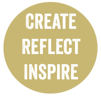 ART WILL SAVE YOU - CREATE REFLECT INSPIRE
