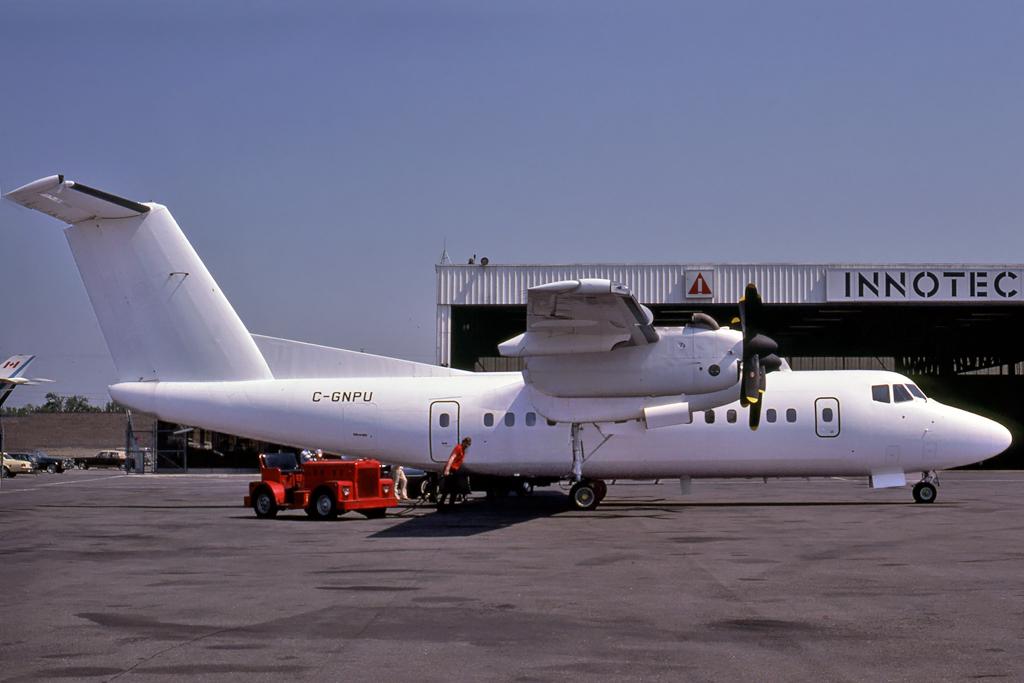 Kenneth I. Swartz/Aeromedia Communications Photo © Montreal, QC May-1978