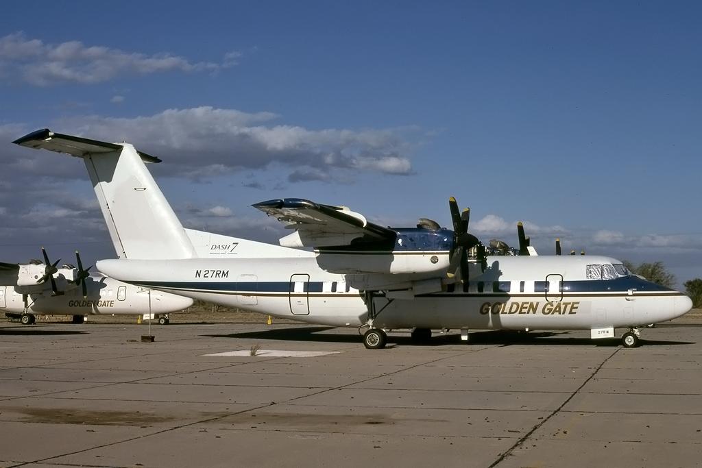 John Kimberley Photo © Marana-Pinal Air Park, AZ Jan-1982  from the Michael J. Ody Collection
