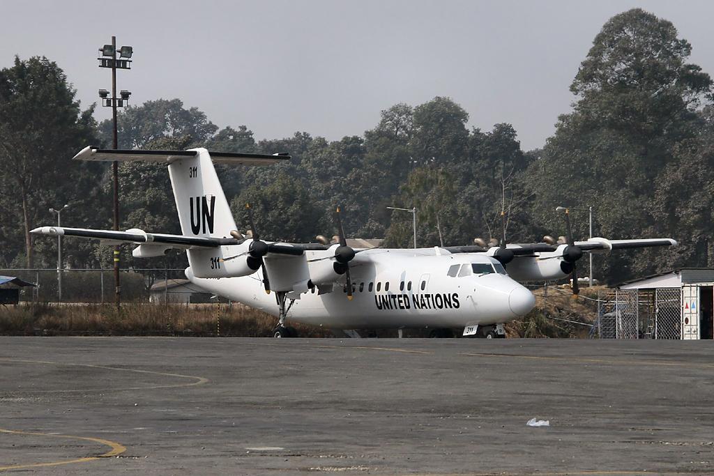Andy Vass Aviation Photo © Kathmandu 04-Feb-2009