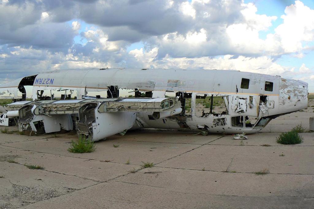 Zane Adams Photo © Amarillo, TX   via Airport-Data