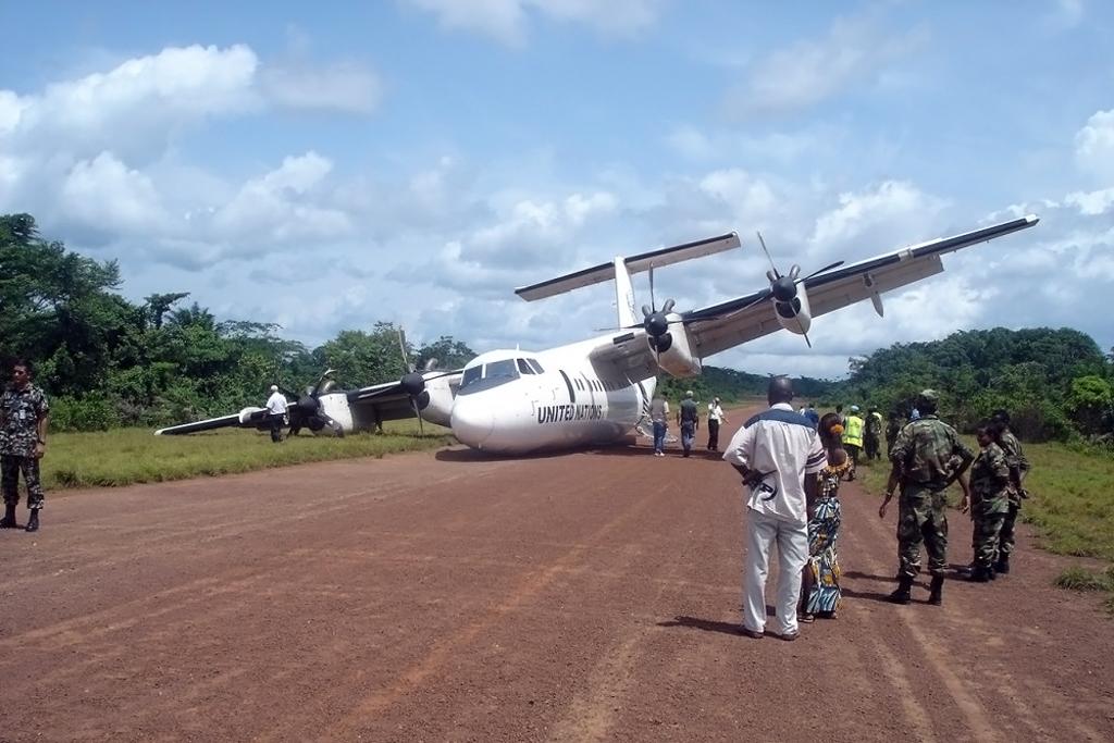 Photographer Unknown © Zwedru, Liberia 01-May-2006