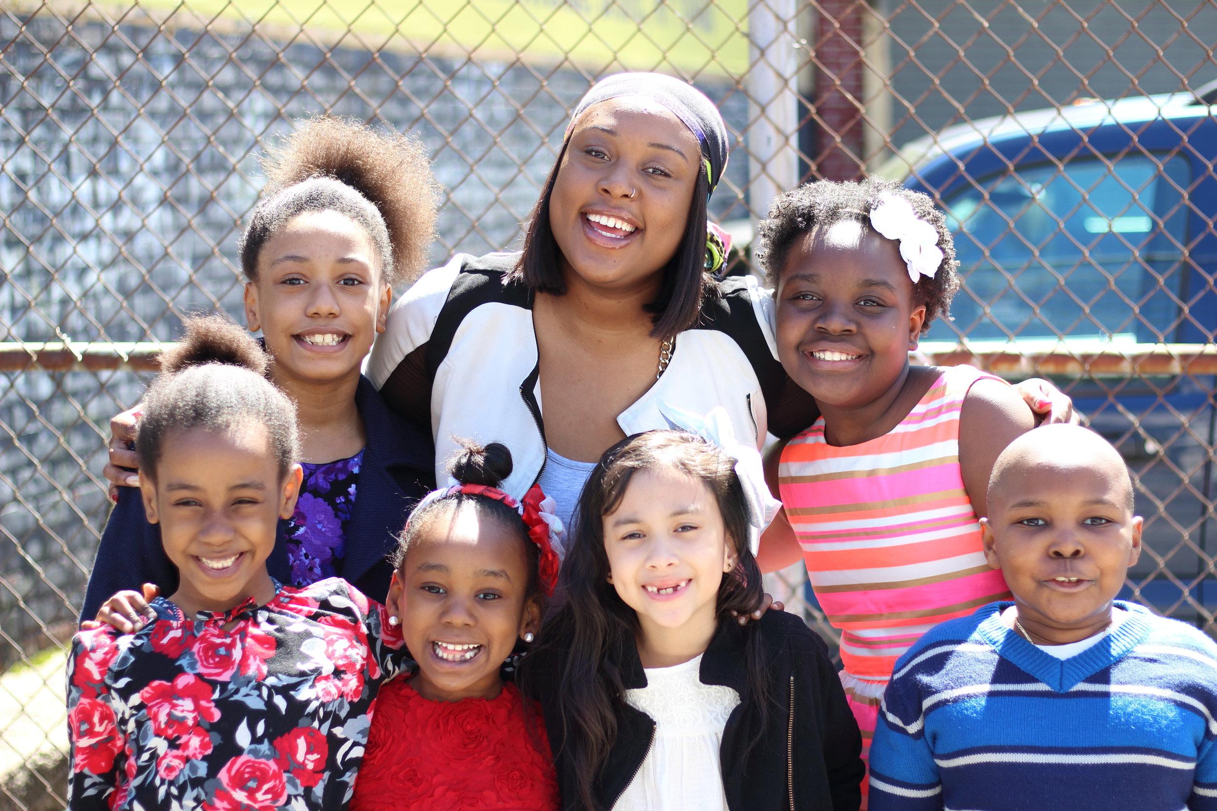 PECULIAR CHILDREN OF GREATNESS - CHILDREN'S MINISTRY