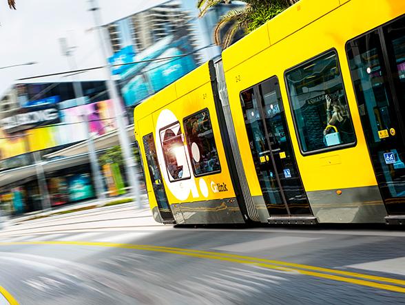Gold Coast Light Rail, Qld | Gold Coast Council