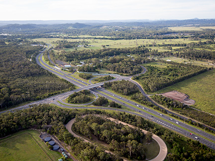 Bruce Highway, Qld | Transport of Main Roads