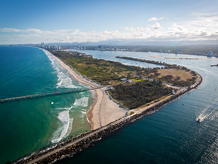 The Spit, Qld | Gold Coast City Council