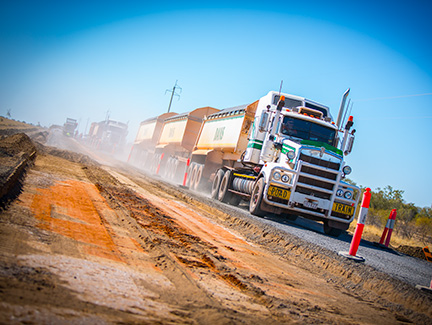 Transport Network Reconstruction Project, Qld | Transport of Main Roads