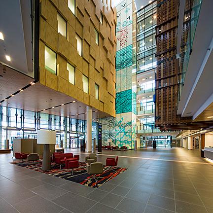 Gold Coast University Hospital, Qld