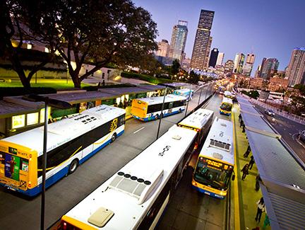 Brisbane Bus Network, Qld   Brisbane City Council