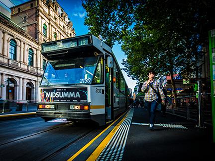 Melbourne Light Rail, Vic   Jacobs