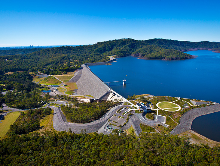 Hinze Dam Stage 3, Qld | Seqwater