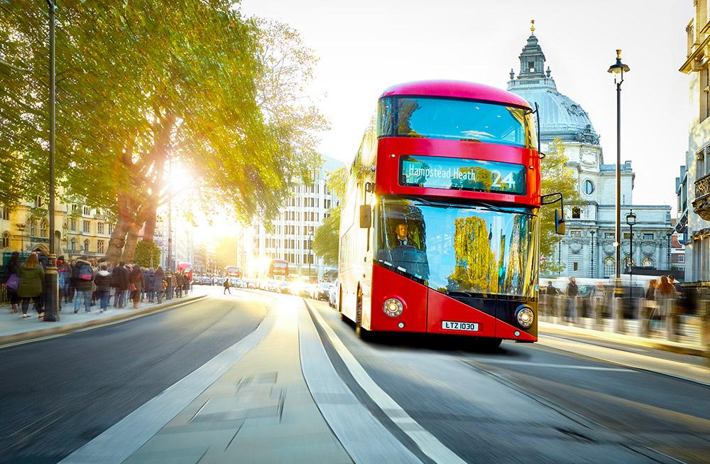 London Bus, UK   Jacobs