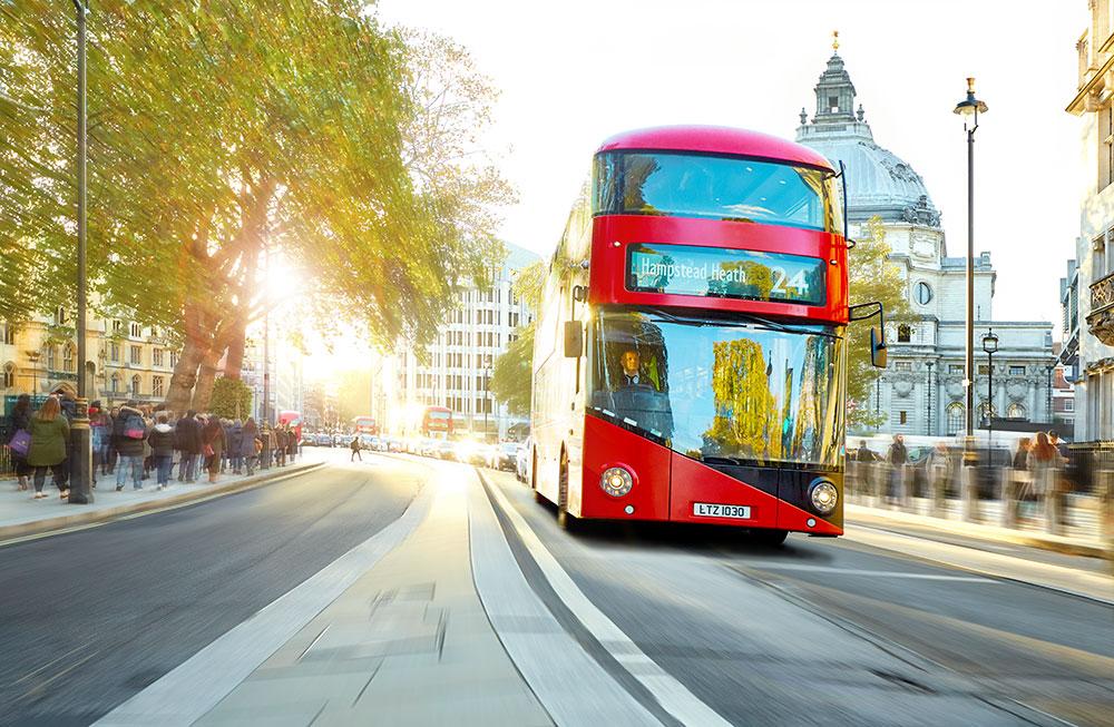 London Bus, UK | Jacobs