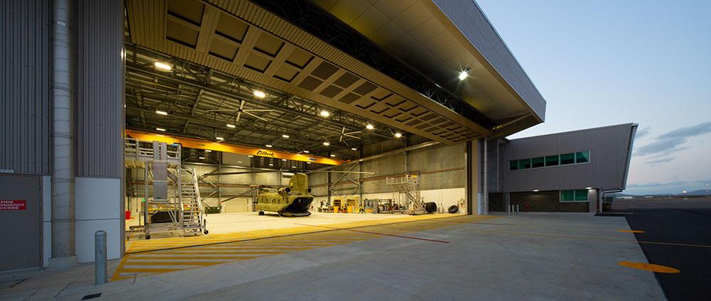 Chinook Maintenance Facility, Qld