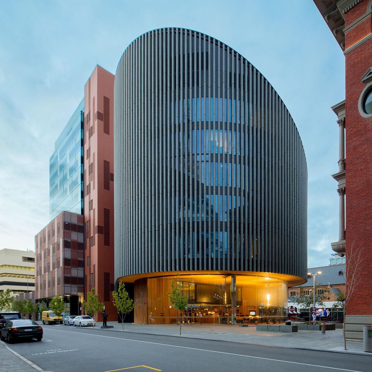 State Library, WA