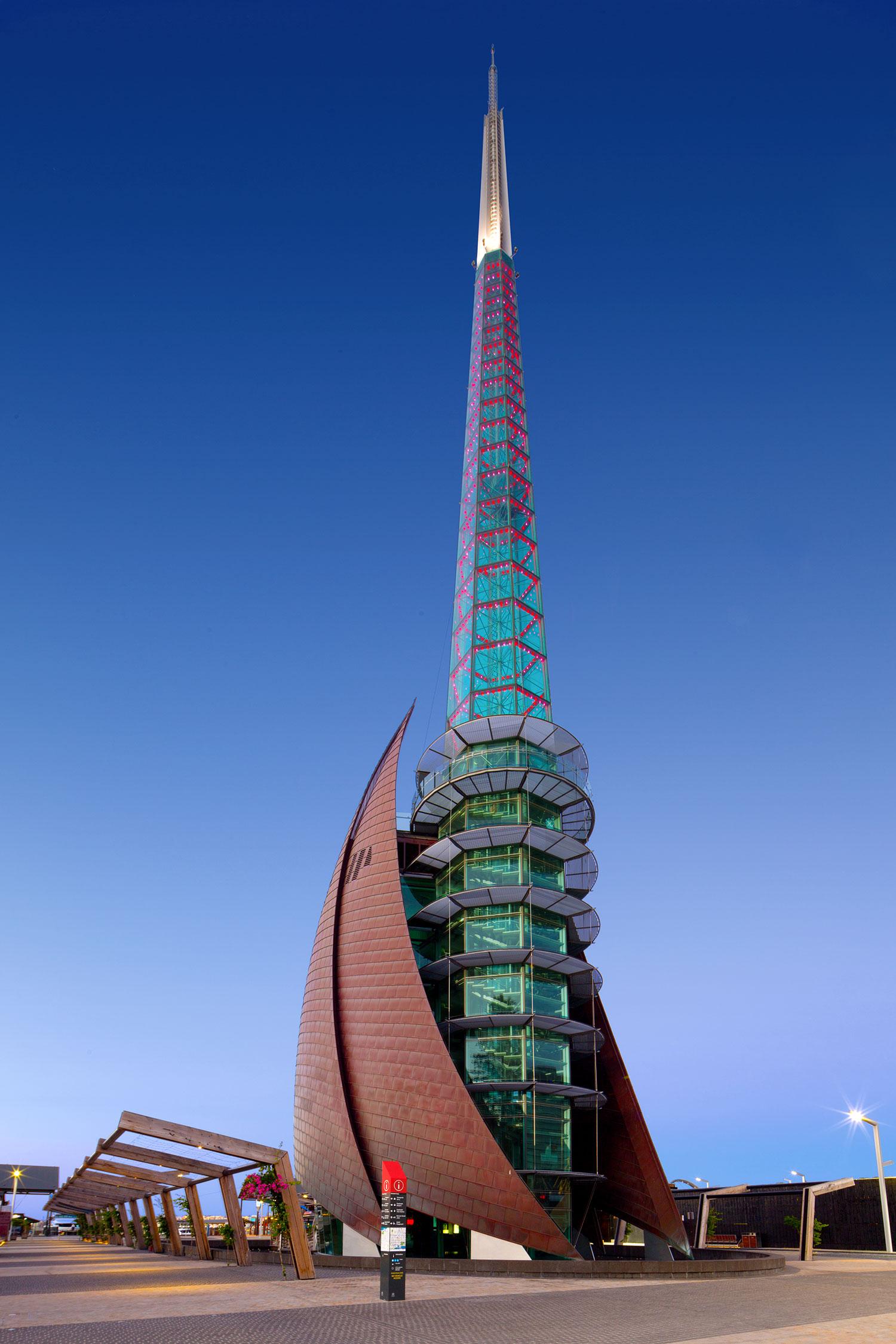 Bell Tower, WA