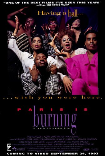 "Paris is Burning   An unblinking behind-the-scenes story of fashion-obsessed New Yorkers who created ""voguing"" and drag balls, and turned those raucous celebrations into a powerful expression of fierce personal pride."