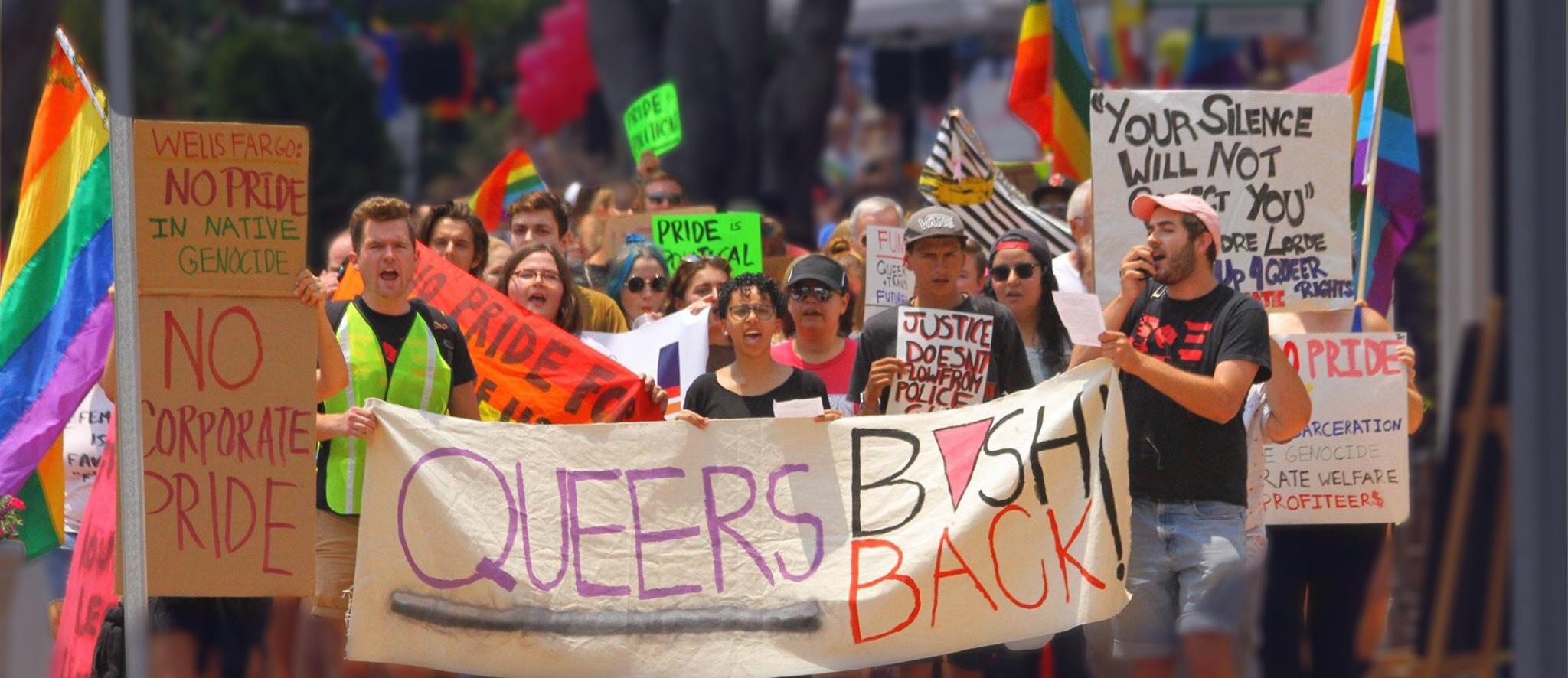 Reclaim Pride -